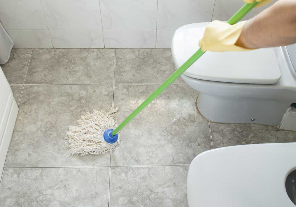 Clean your bathroom like a pro